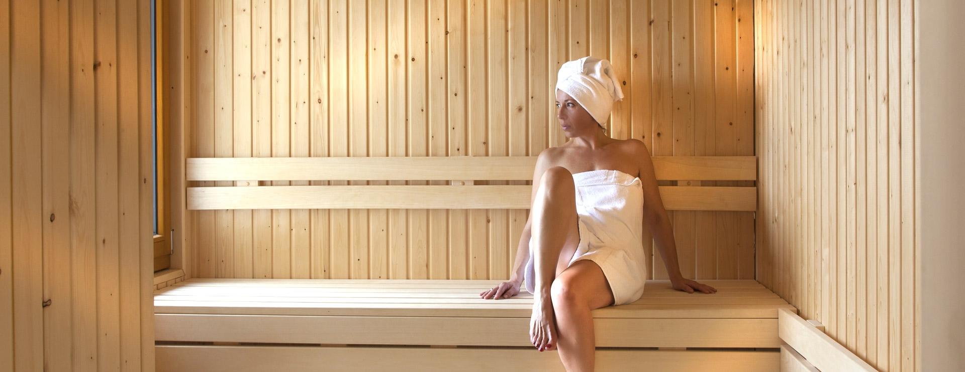 Sauna Les Rives Sauvages hôtel spa Malbuisson